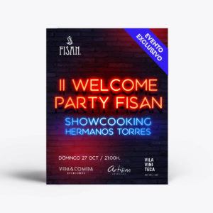 Entrada Welcome Party FISAN