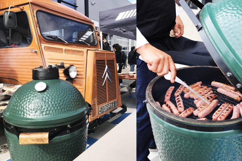 Foodtruck para eventos Vida&Comida barbacoa