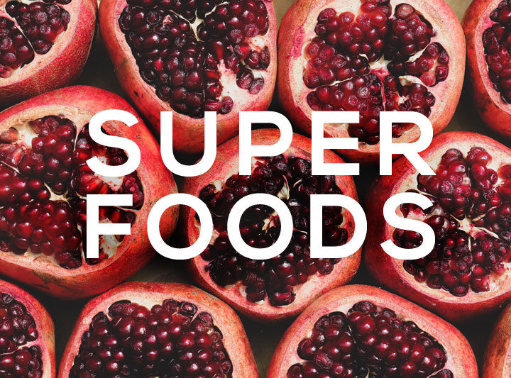 FOODIE-PALABRAS: SUPERFOODS
